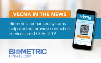 Biometrics-Enhanced Systems Help Doctors Provide Contactless Services Amid COVID-19